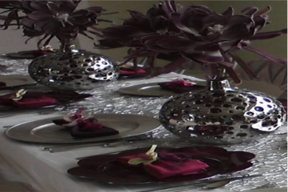Color Your Table with Coordinated Place Settings