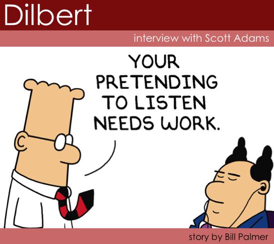 Dibert's Business Philosphy